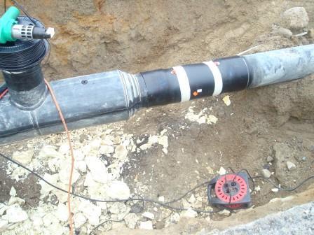 Reparation ventil 1